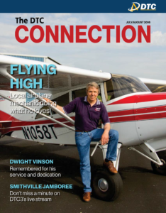 Cover of July-August 2016 issue