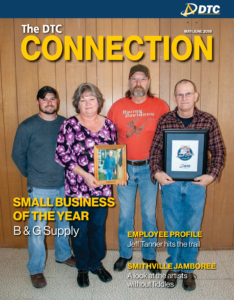 Cover of May-June 2016 issue