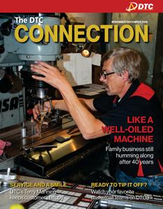 Cover of November-December 2016 issue
